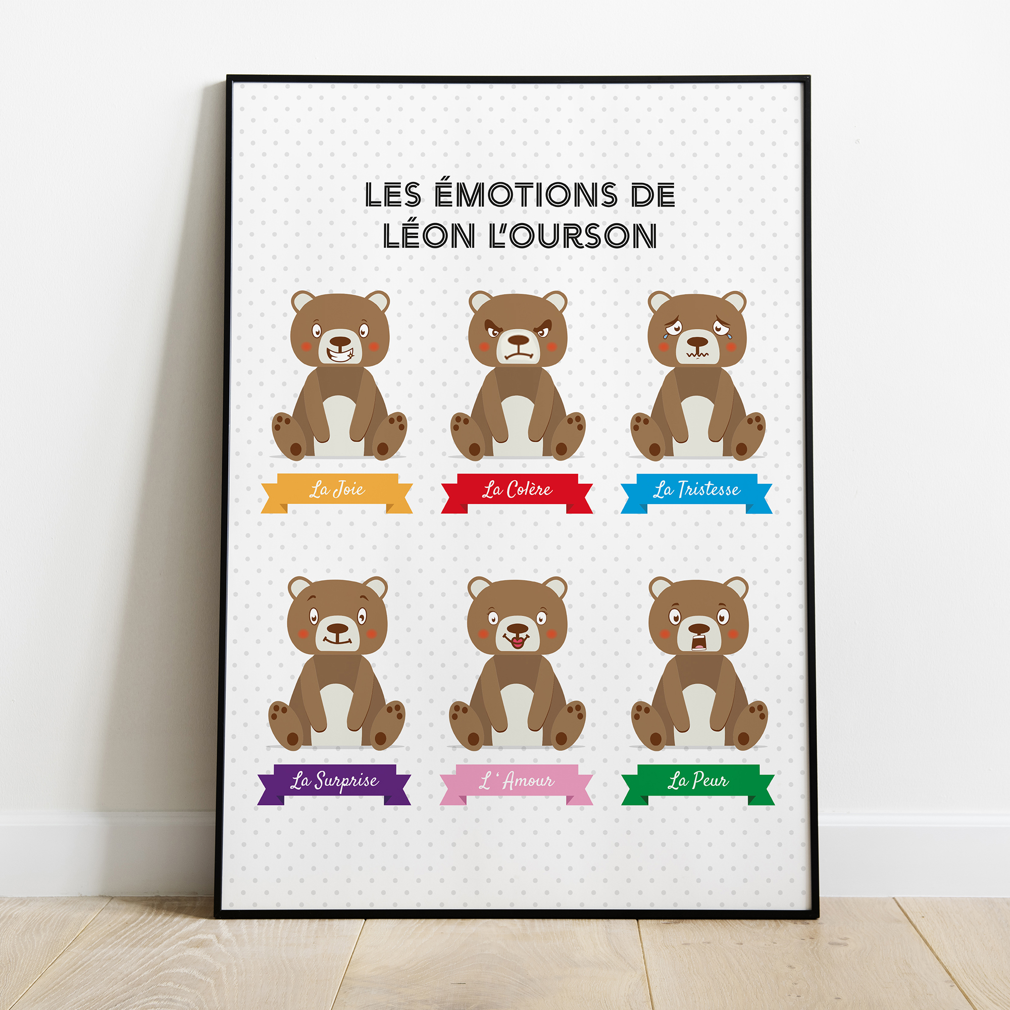 emotions-ourson-affiche-decoration